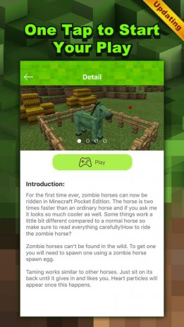 Addons for Minecraft PE (MCPE)1 1 tải APK dành cho Android - Aptoide