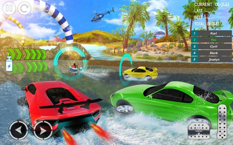 Water Car Stunt Racing 2019 1 9 Download Android Apk Aptoide
