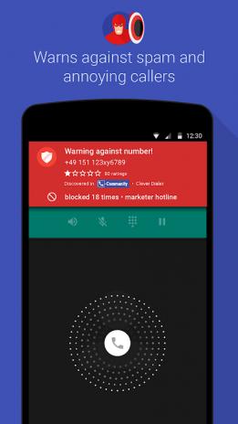 Clever Dialer - caller ID - block calls 1 22 0 Download APK