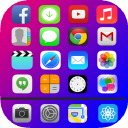 iLauncher Iphone X - iOS 11 Launcher And Iphone 7