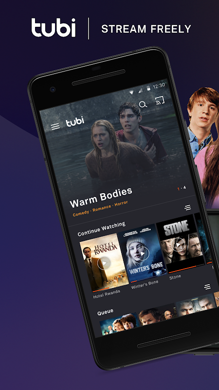 Tubi - Free Movies & TV Shows screenshot 1