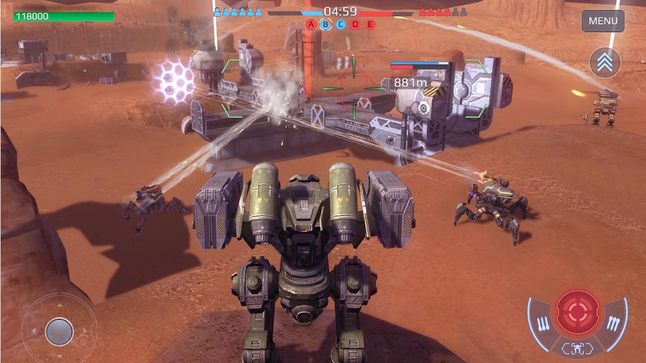 War Robots screenshot 1