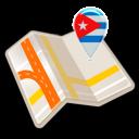 Map of Cuba offline