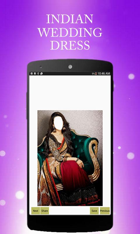 Indian Wedding Dresses screenshot 2