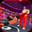 Real Wrestling Fight - Bodybuilder Fighting Games