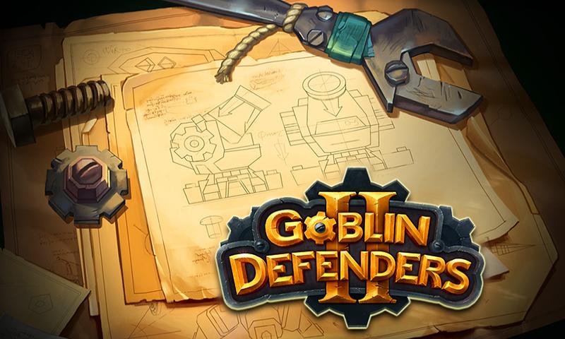 Goblin Defenders Battles of Steel 'n' Wood
