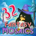 Fantasy Mosaics 32: Santa's Hut