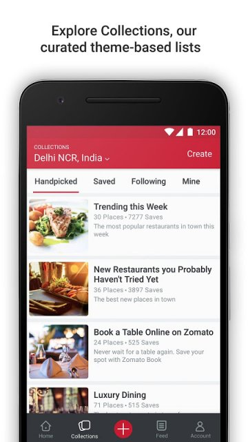 Best Restaurant Finder App India