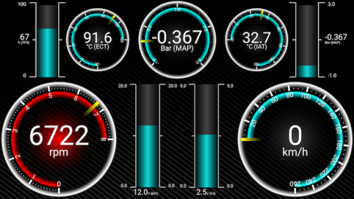 TunerView for Android screenshot 1