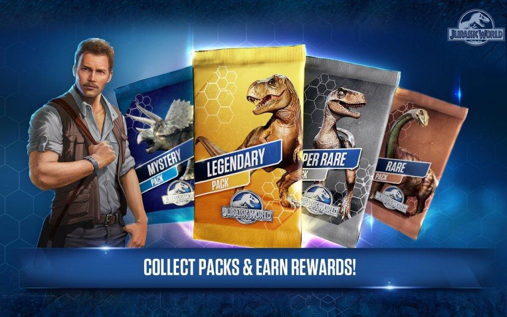 Jurassic world le jeu t l charger apk pour android aptoide - Telecharger jurassic park 4 ...