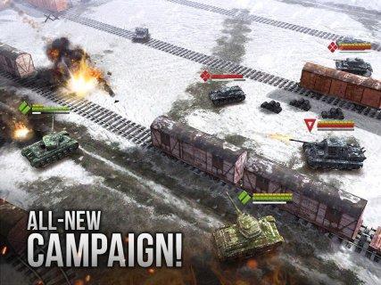 Armor Age: Tank Wars — WW2 Platoon Battle Tactics screenshot 2