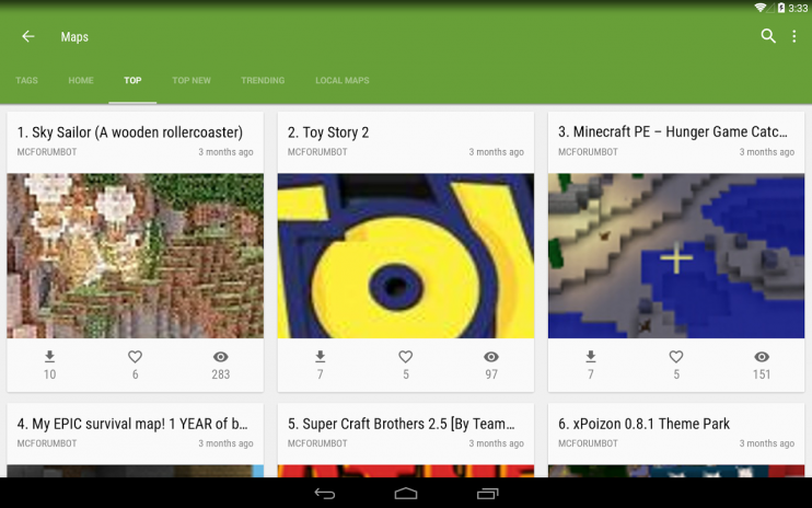 UTKio Maps Mods Skins Alpha Download APK For Android - Skins para minecraft 1 8
