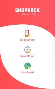 ShopBack - The Smarter Way | Shopping & Cashback screenshot 1