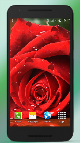 Red Roses Live Wallpaper 1 0 8 Download Apk For Android Aptoide