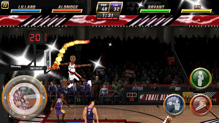 NBA JAM  by EA SPORTS™ screenshot 5