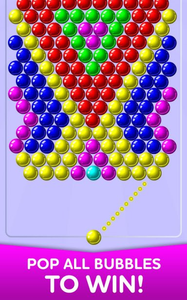 play bubble shooter online for free