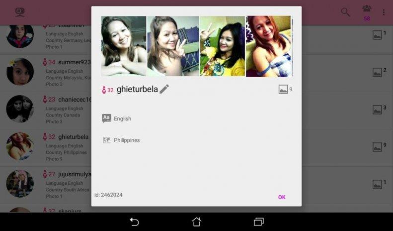 single women chat