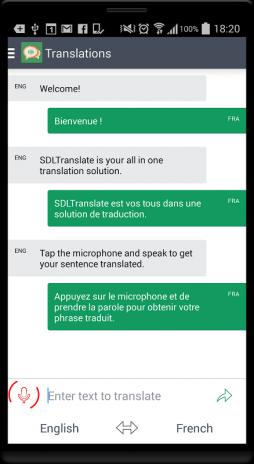SDL Translate 1 1 5 Download APK for Android - Aptoide