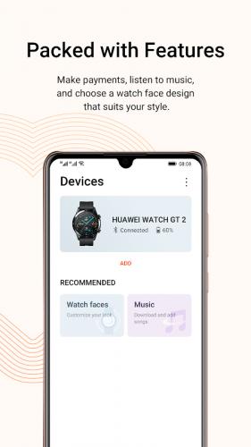 Huawei Health screenshot 3