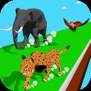 Animal Transform Race - Epic Race 3D