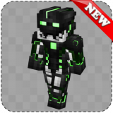 Robot Skins for Minecraft PE Icon