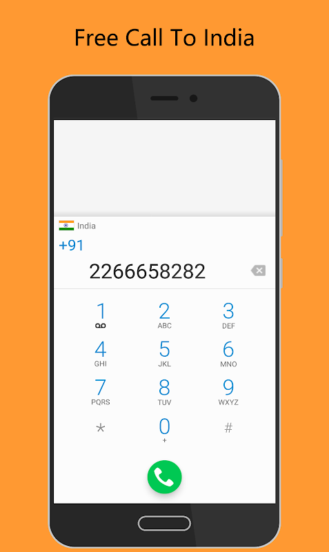 Call India - IndiaCall screenshot 1