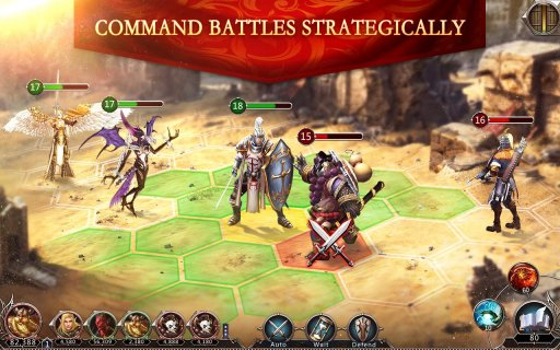 War and Magic screenshot 3