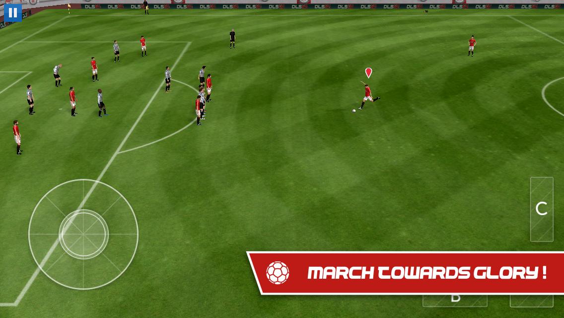 Dream League Soccer 2017 screenshot 2