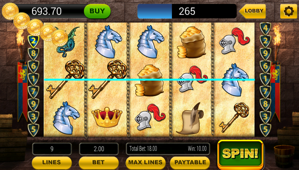 world of slots android