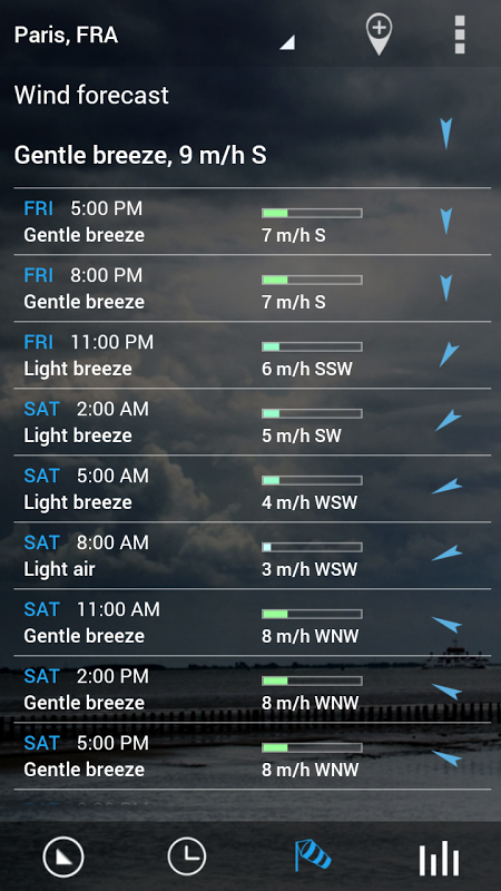 Sense Flip Clock & Weather (Ad-free) screenshot 2