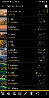 MediaMonkey screenshot 14