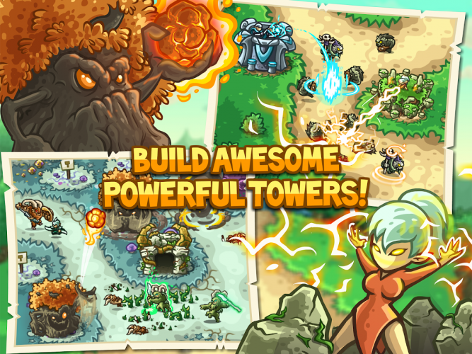 Kingdom Rush Origins screenshot 11