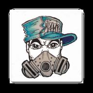 dessin graffiti personnages icne - Dessin Graffiti