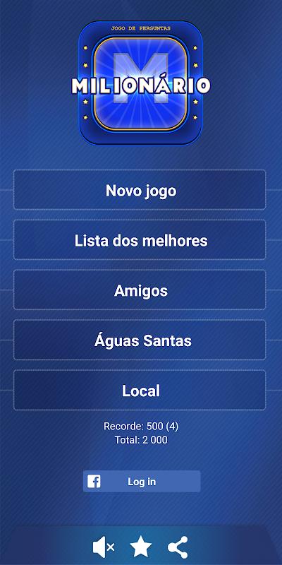 Novo Milionário - 2.5.40 screenshot 1