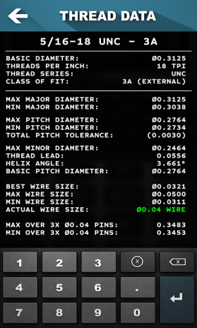 Cnc machinist calculator pro 44 download apk for android aptoide cnc machinist calculator pro screenshot 13 keyboard keysfo Choice Image