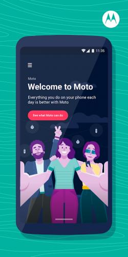 Moto screenshot 3