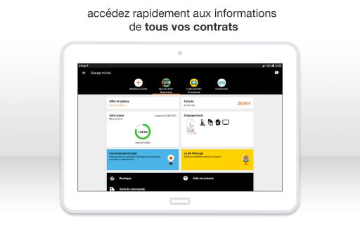 Orange et moi France screenshot 11