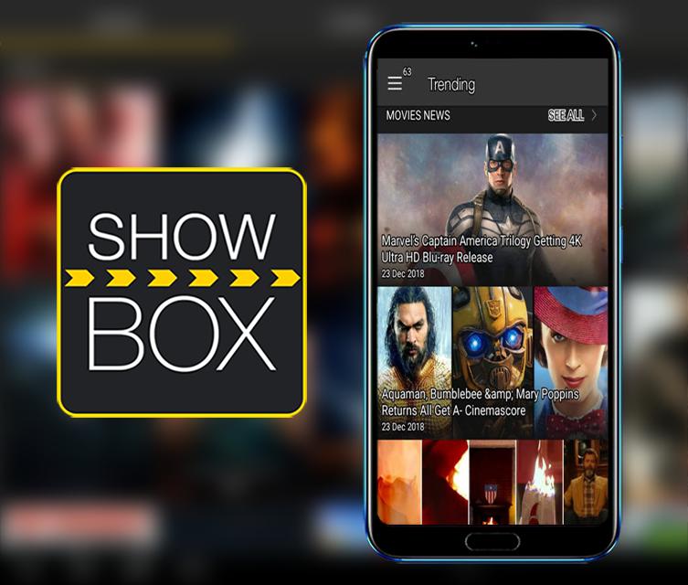 Showbox screenshot 2