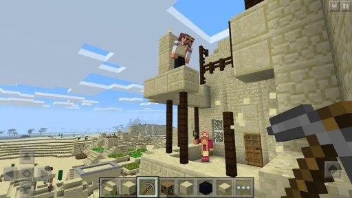 Minecraft: Pocket Edition screenshot 5