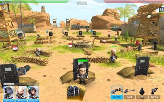WarFriends: PvP Shooter Game Screen