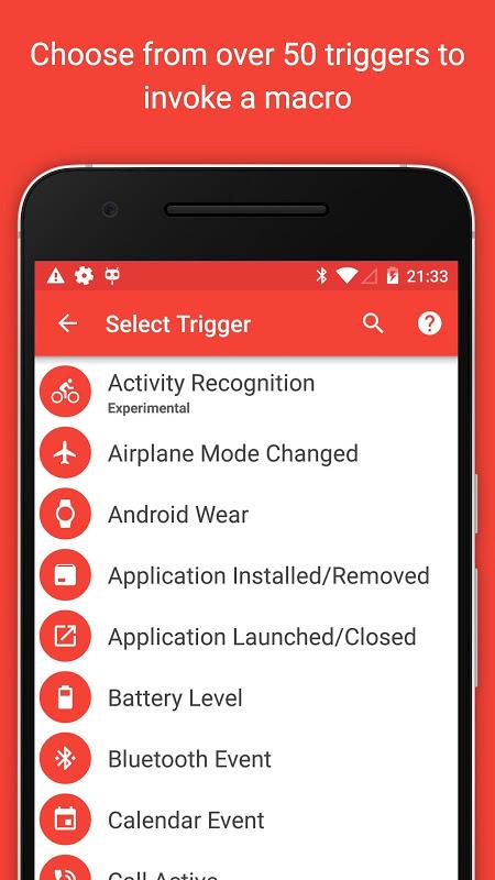 MacroDroid - Device Automation screenshot 2