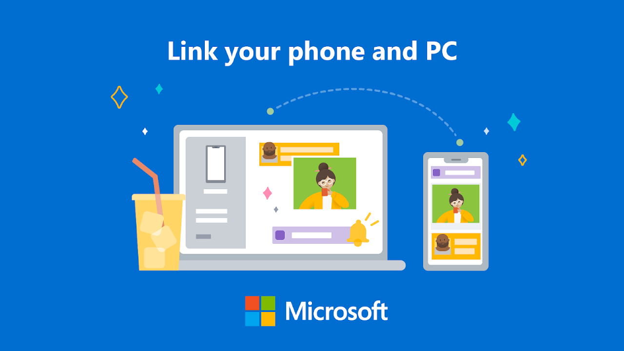 Your Phone Companion - Link to Windows screenshot 1