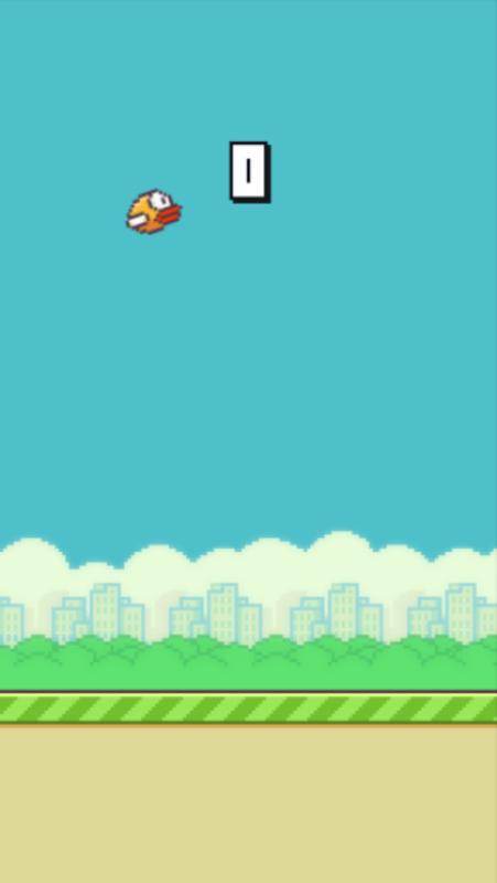 Flappy Bird screenshot 6