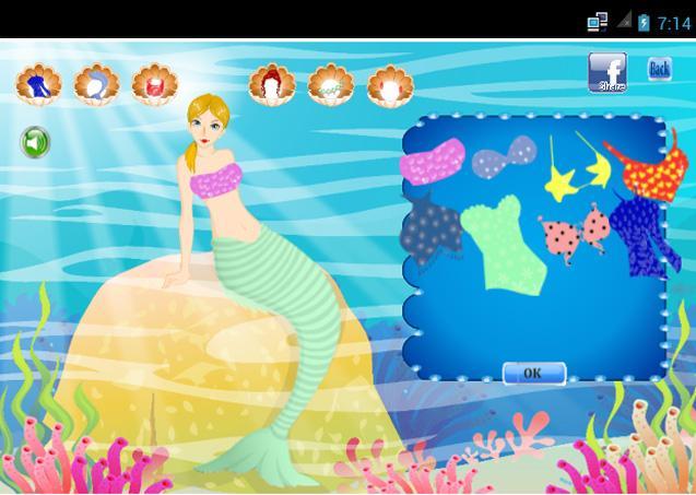 Juegos De Vestir Sirenas 10 Descargar Apk Para Android