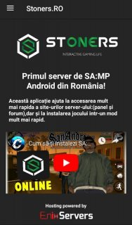 Stoners Romania SA:MP 3 0 Download APK for Android - Aptoide