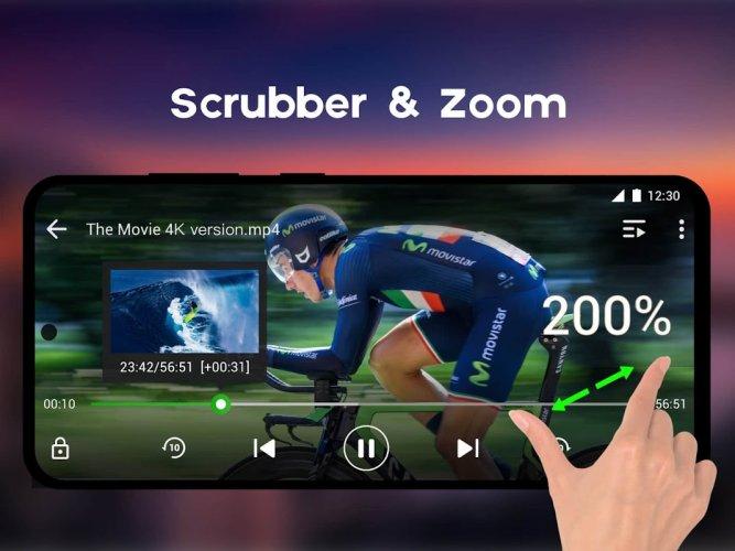 Video Player All Format - HD Video Player, XPlayer screenshot 6