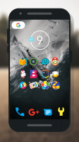 Rumber - Icon Pack Screen