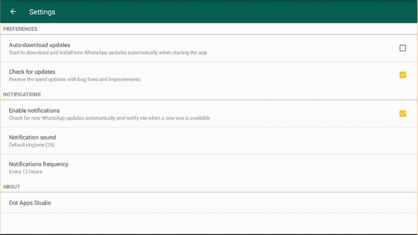 WhatsApp Beta updater 1 3 Download APK for Android - Aptoide