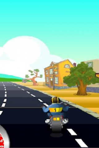 Racing Moto Tour Screenshot
