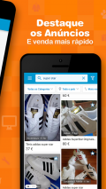 OLX Portugal - Classificados Screenshot